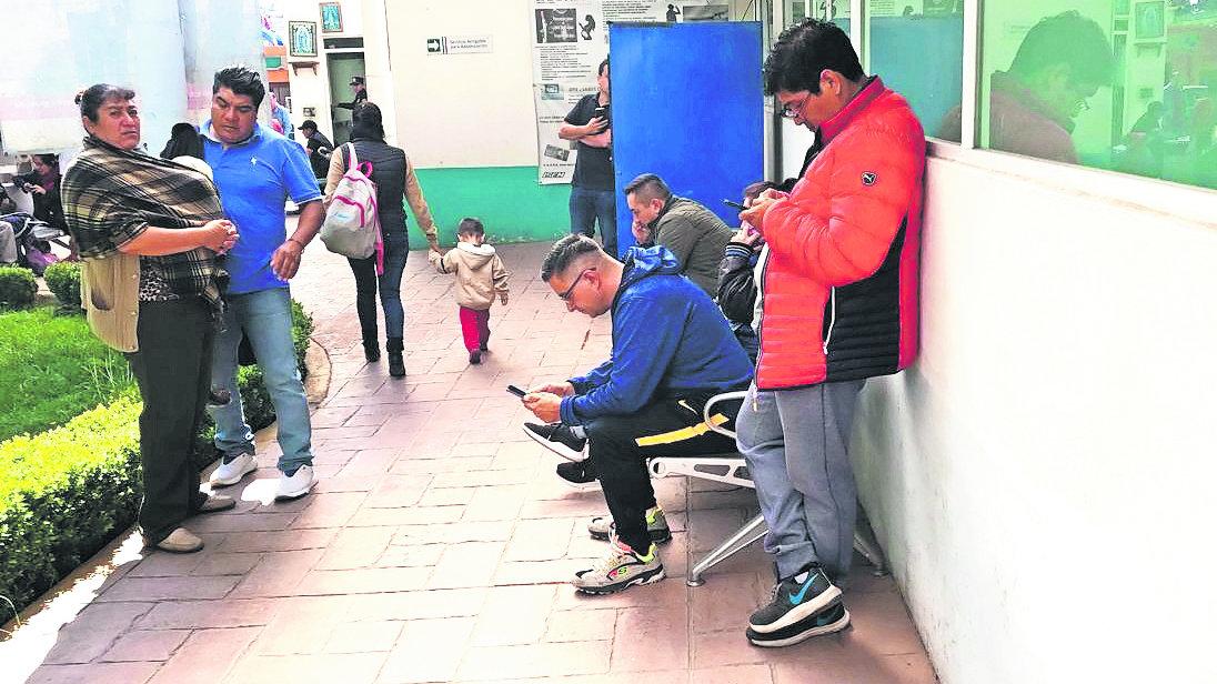 Rompen tabús Vasectomía sin bisturí Edomex San Mateo Atenco