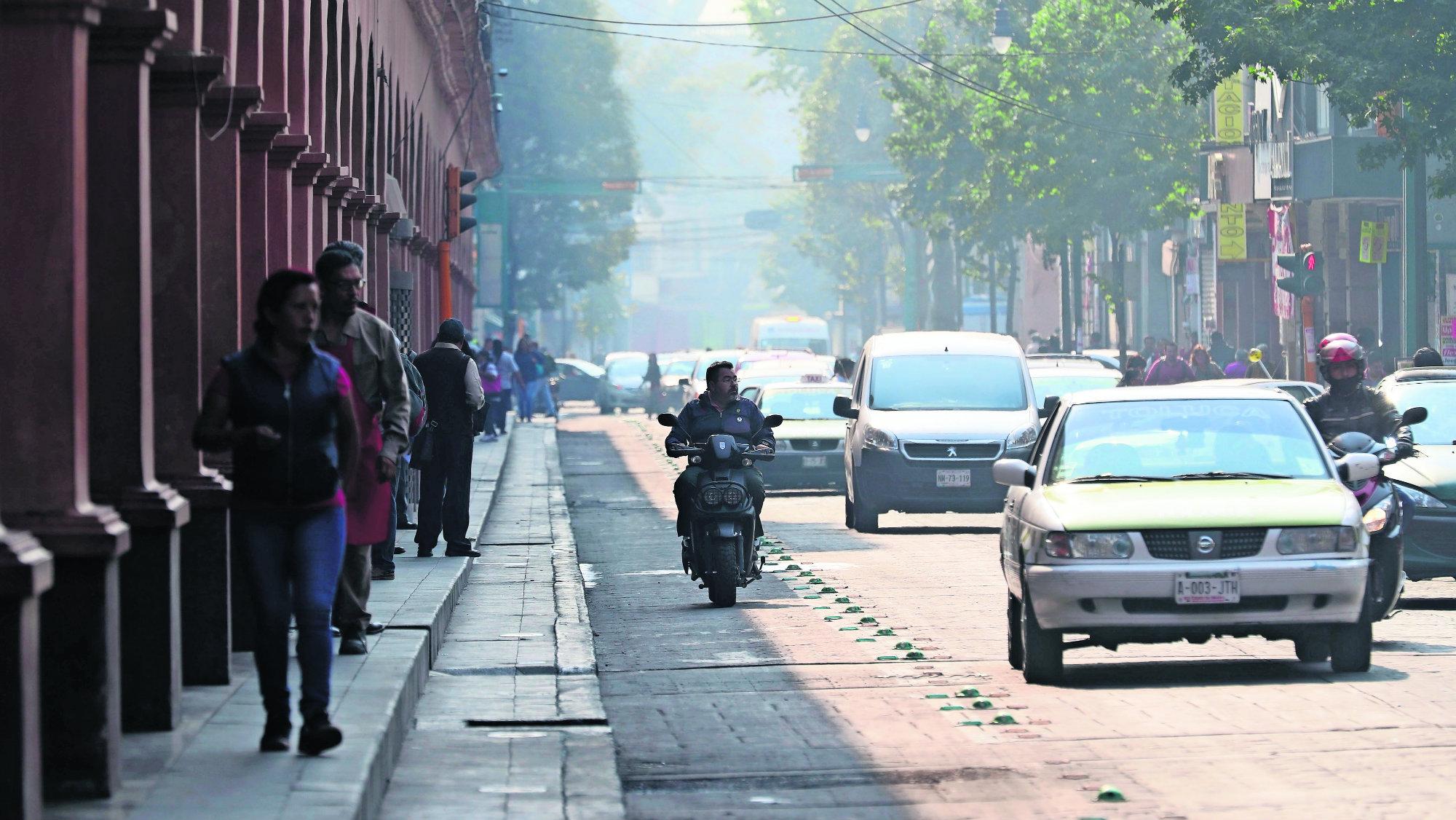 Contaminación del aire Calidad de aire Edomex Toluca