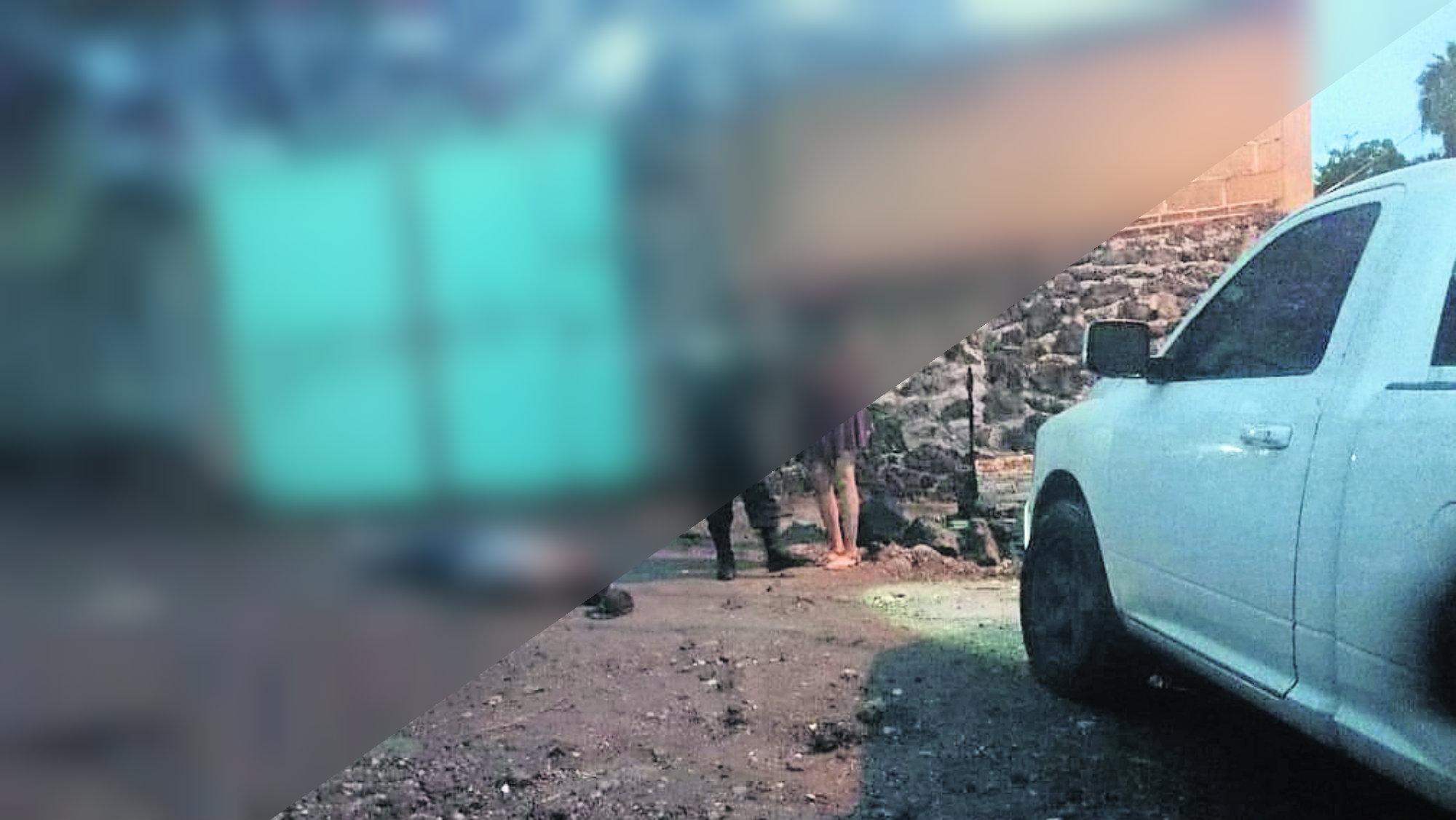 Rafaguean a pareja Ejecutan a hombre Mujer herida Morelos