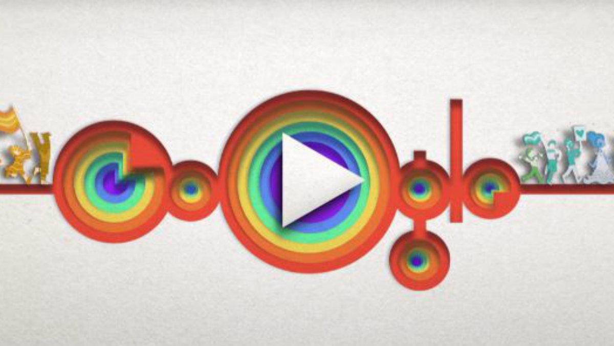 google conmemora lucha marcha orgullo gay lgbtttiq comunidad 50 años