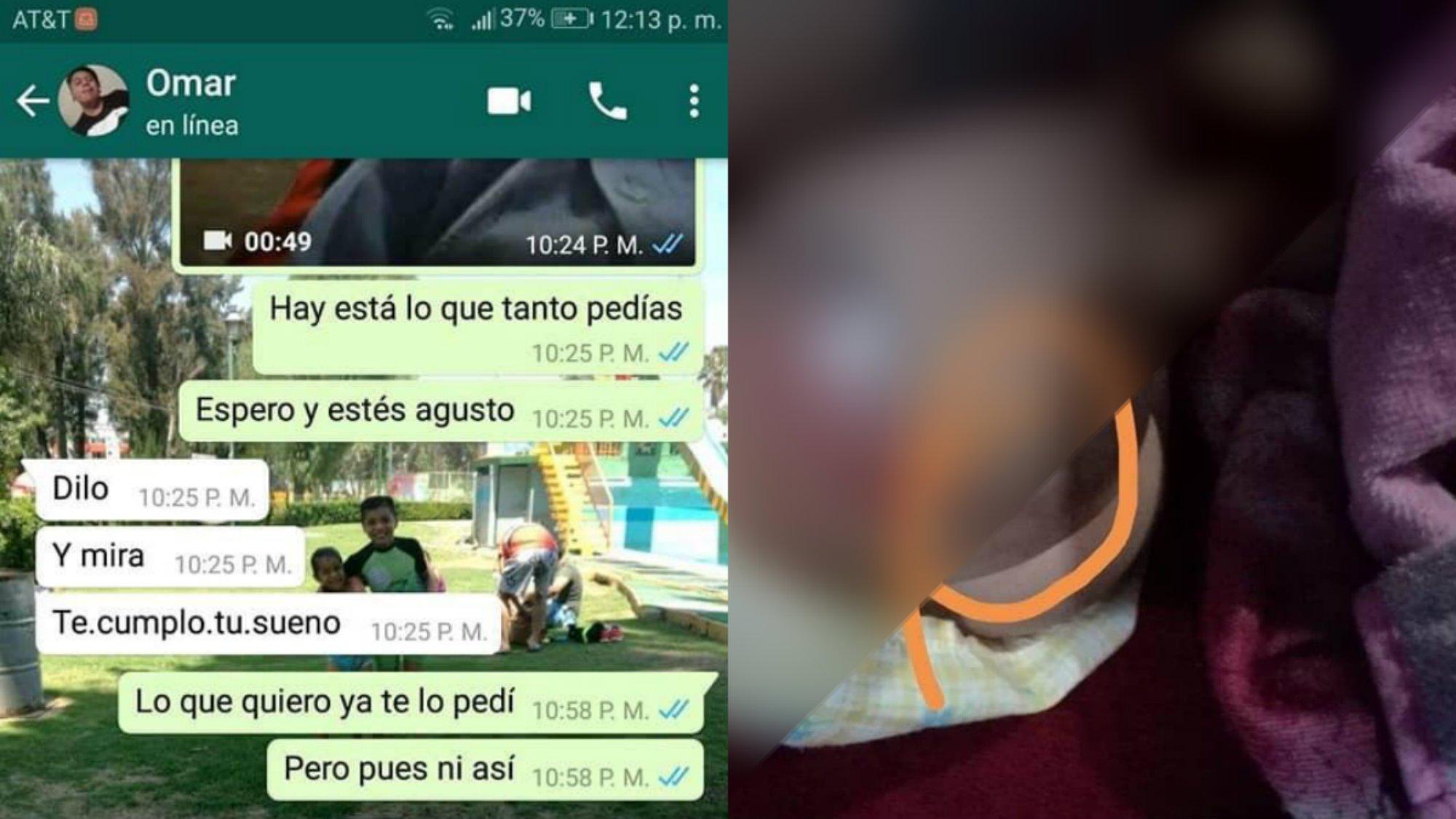 Violencia infantil Abuso infantil Detienen a madre Edomex Ecatepec