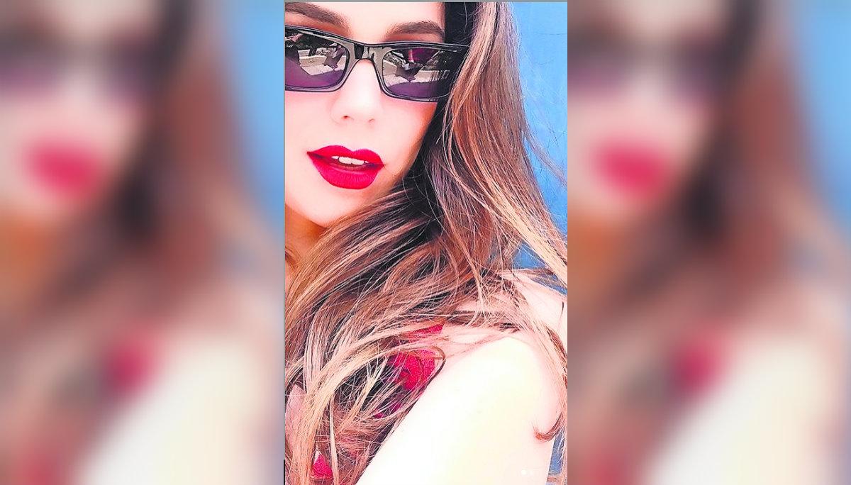 Camila Sodi se siente Rubí