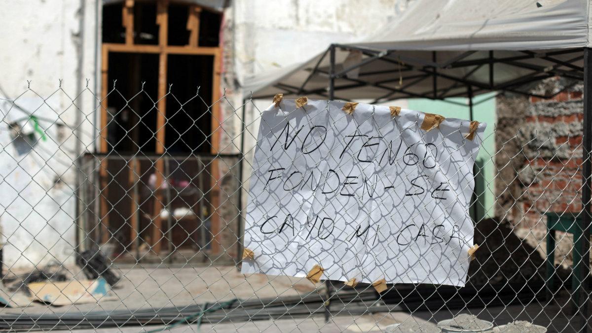 damnificados sismo 19-s siguen esperando dinero recursos ayuda gobierno reconstrucción casas jojutla