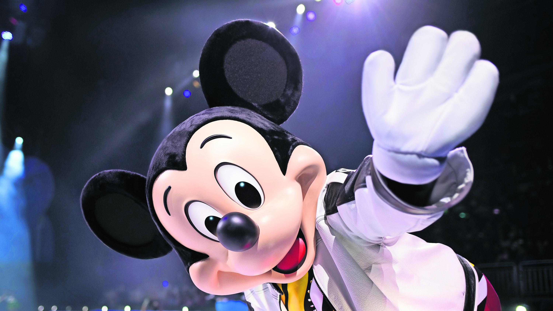 Disney on ice llegará 11 de julio