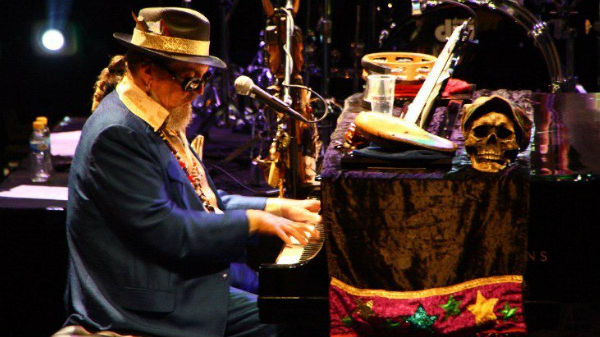 Fallece a los 77 años Dr John legendario músico de Nueva Orleans