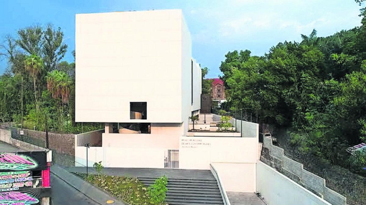 Cumple año Museo de Arte contemporáneo