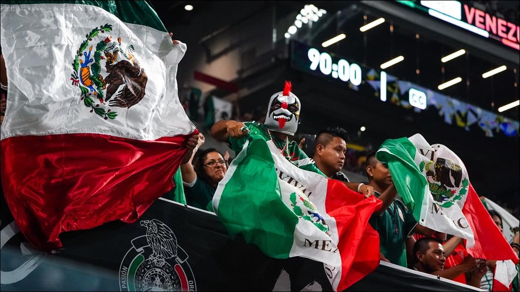 Horario y canales para el partido de México vs Ecuador