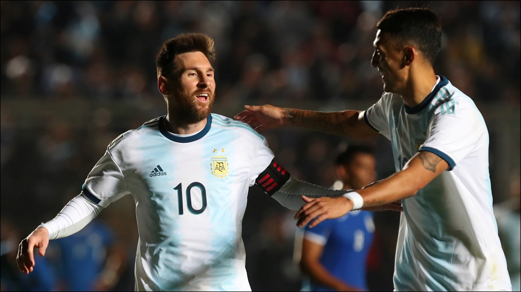 Messi se luce en goleada de Argentina ante Nicaragua