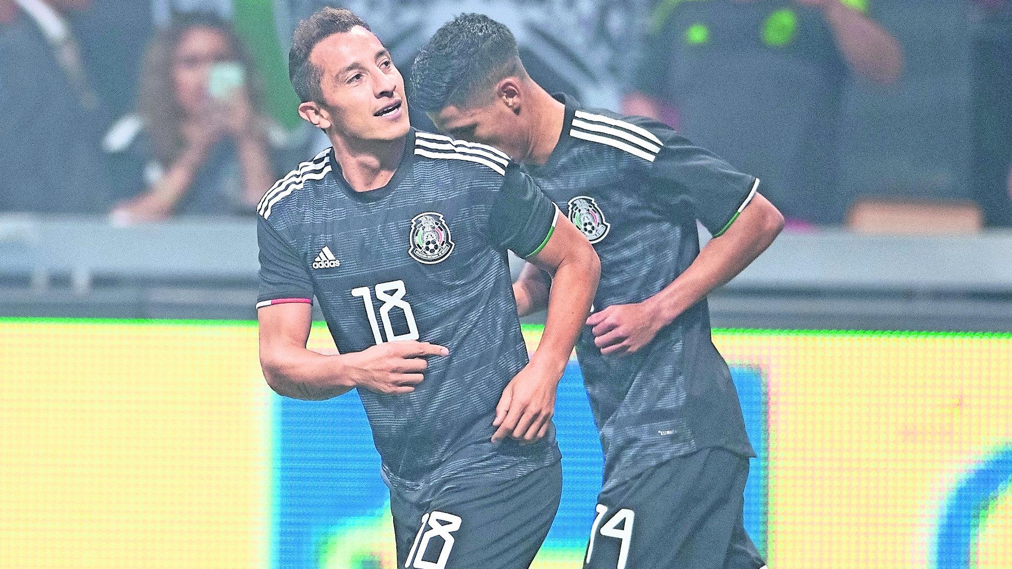 Andrés Guardado Selección mexicana Betis Tata Martino
