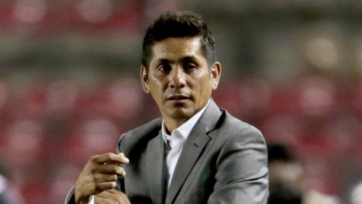 Jorge Campos triste negativa jugadores
