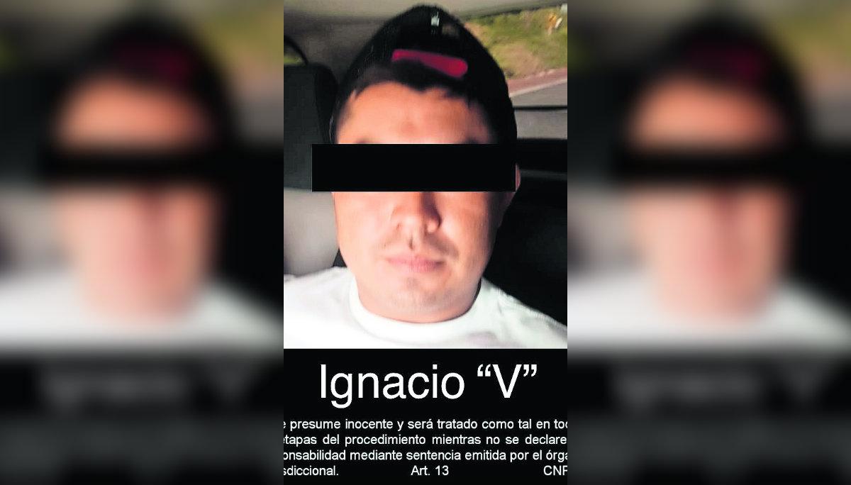 el Nachín acusado extorsión secuesto