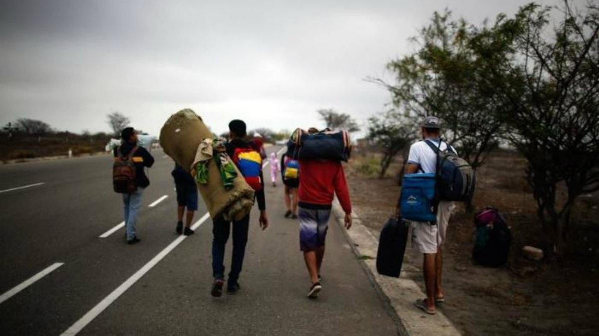 migrantes acusan a onu mentir cifras emigración refugiados relaciones exteriores venezuela