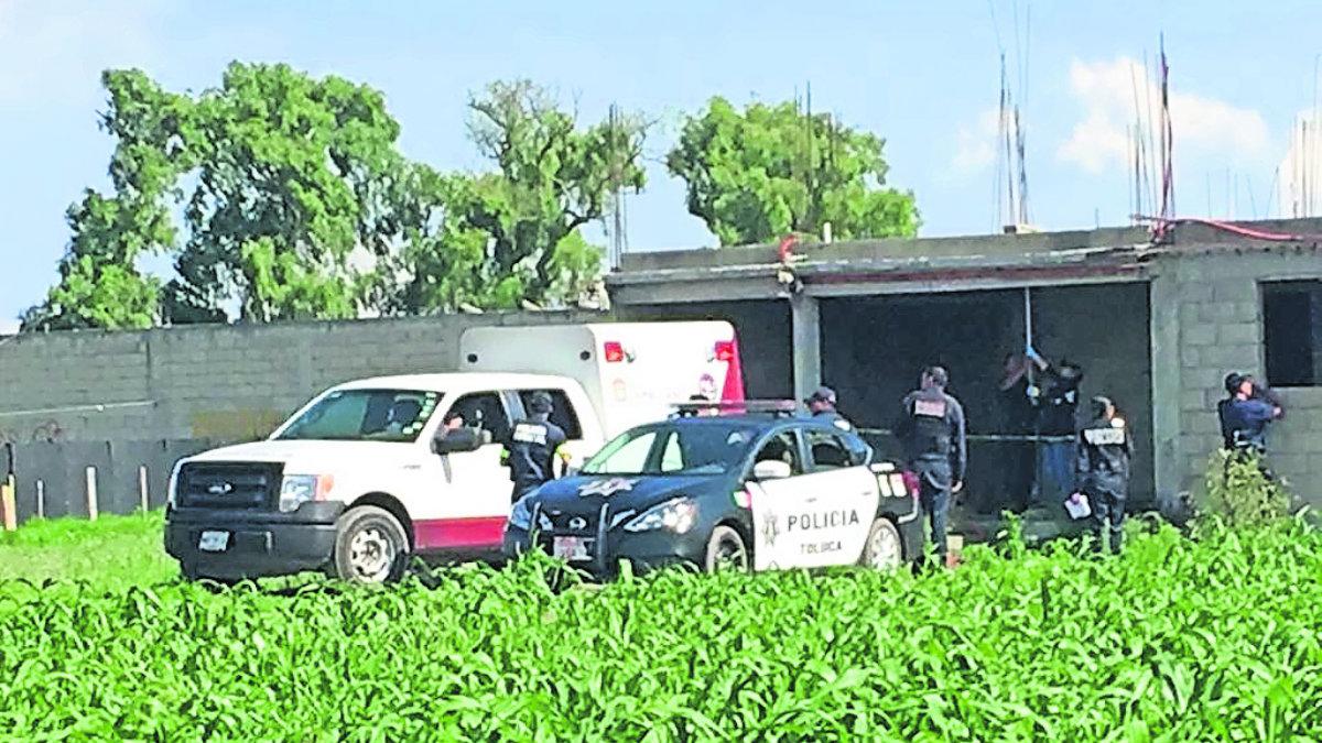 Violan matan mujer Toluca dejaron