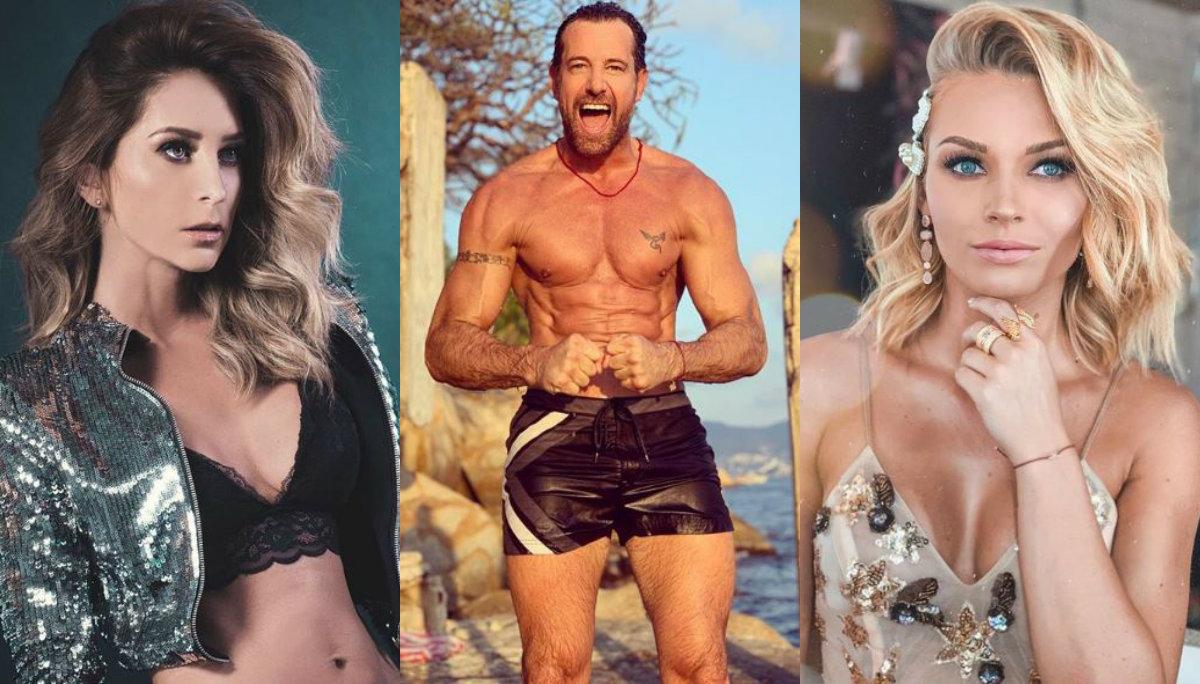 parejas romieron famosos relaciones amorosas tercera en discordia infidelidad celebridades