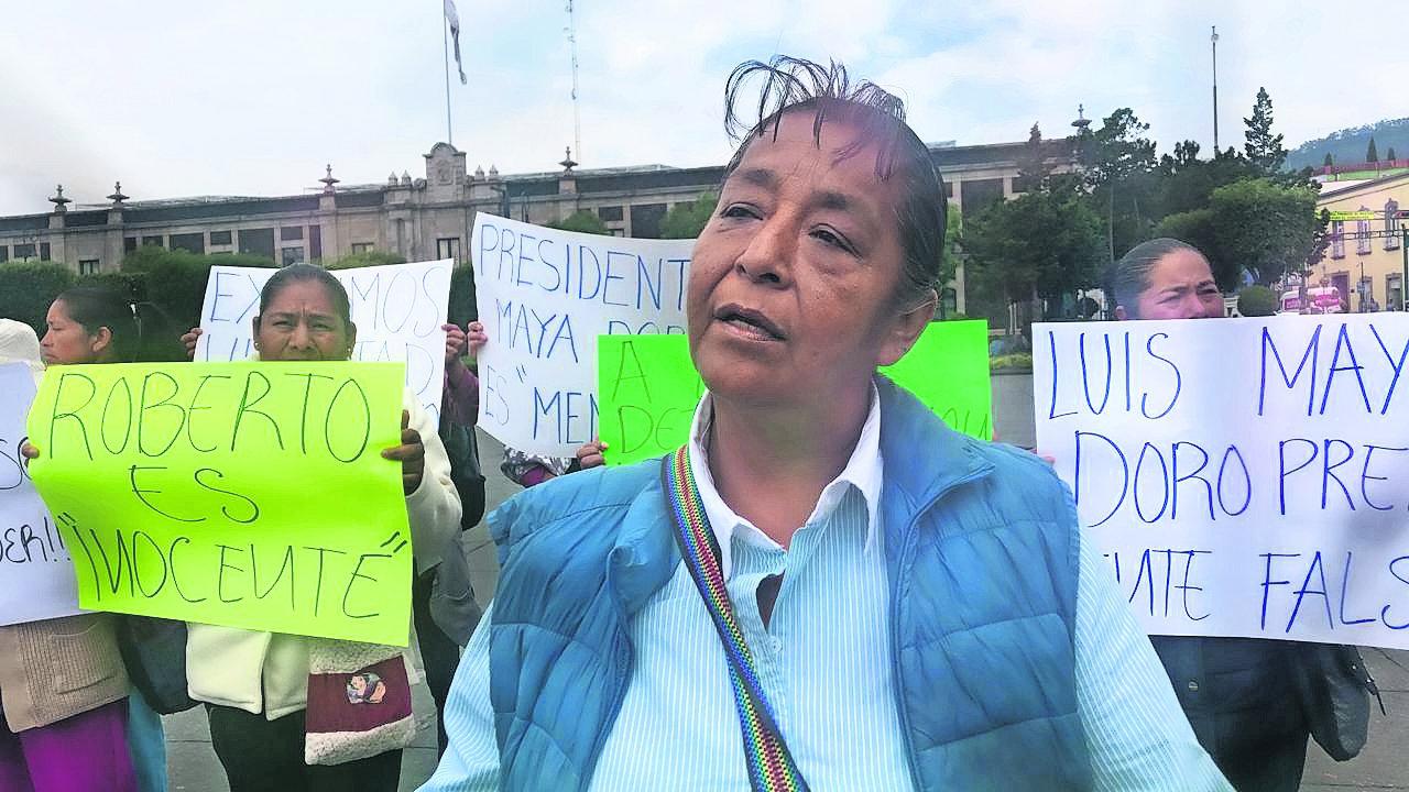 Acusan alcalde Almoloya abuso de autoridad