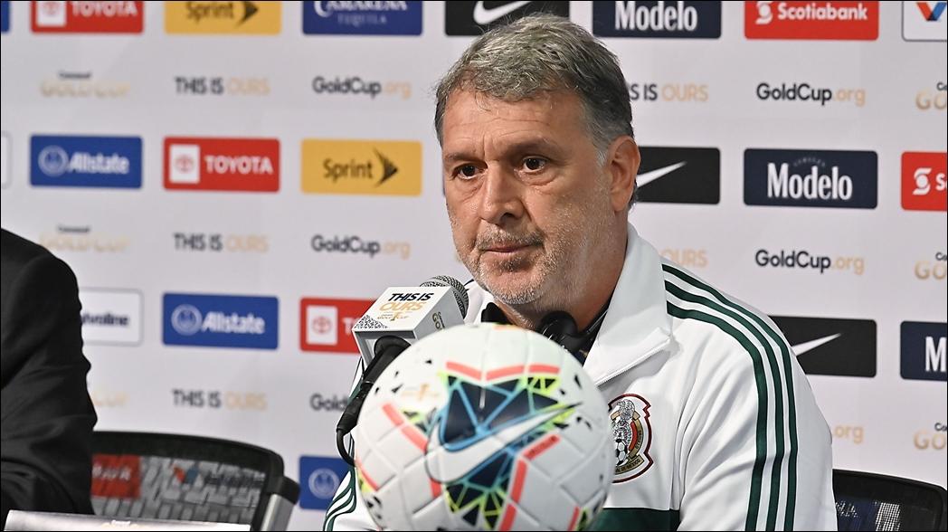Me ocuparé de los jugadores que no vinieron: Martino