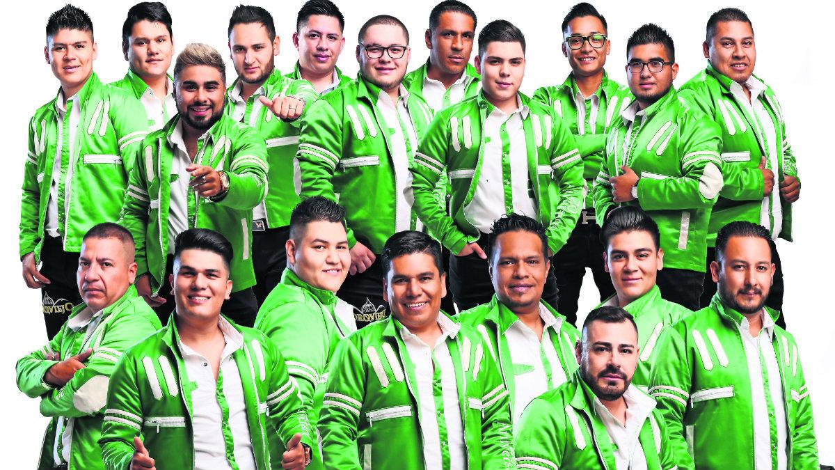 toro viejo banda ahijados el recodo tributo cumbia música méxico
