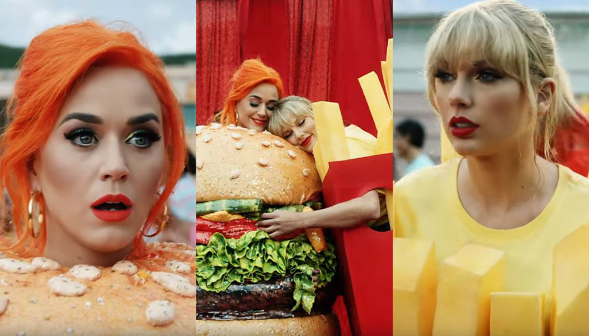 taylor swift katy perry You Need To Calm Down