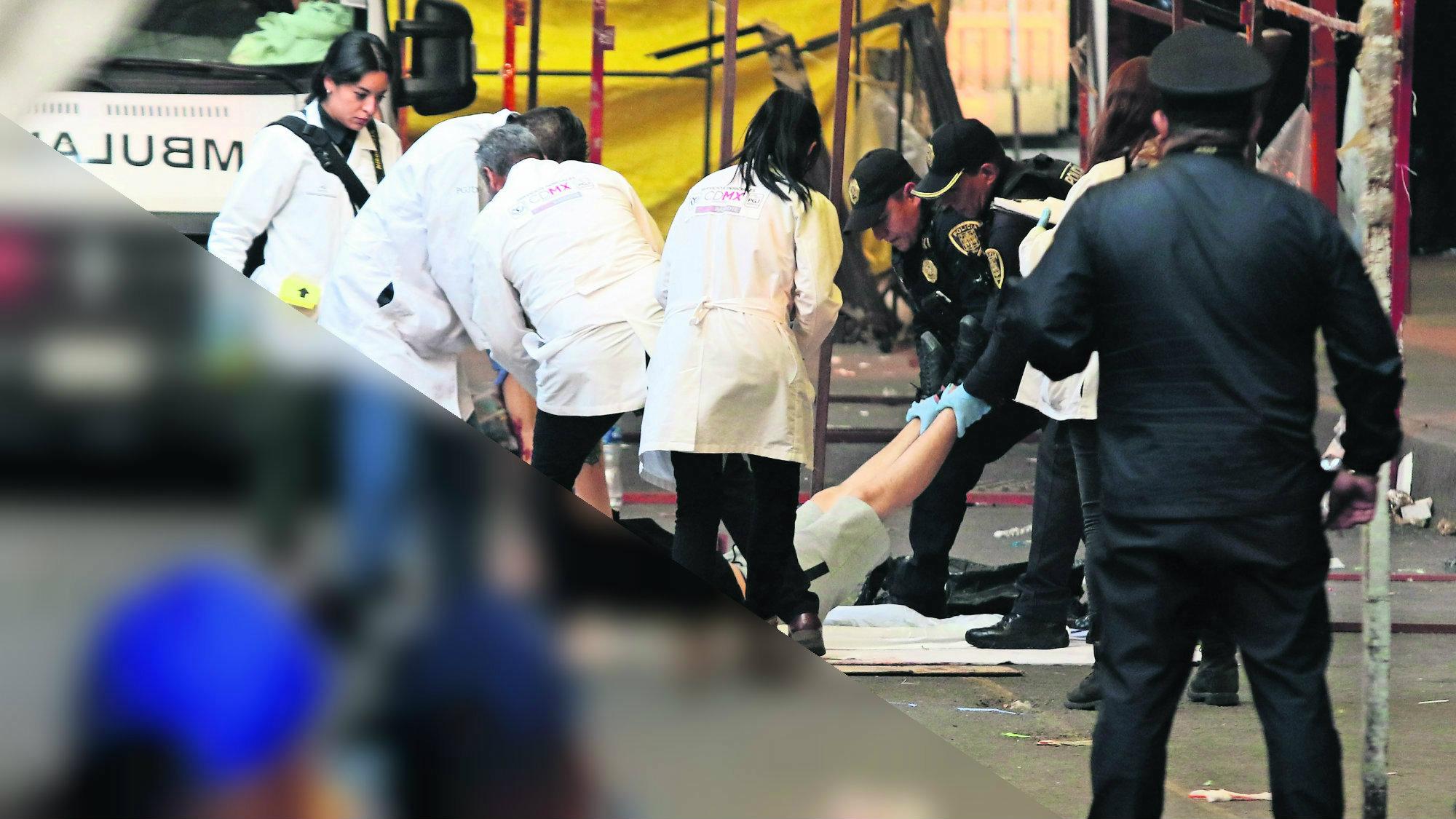 Guerra de cárteles Ola de ejecuciones Bandas más peligrosas CDMX