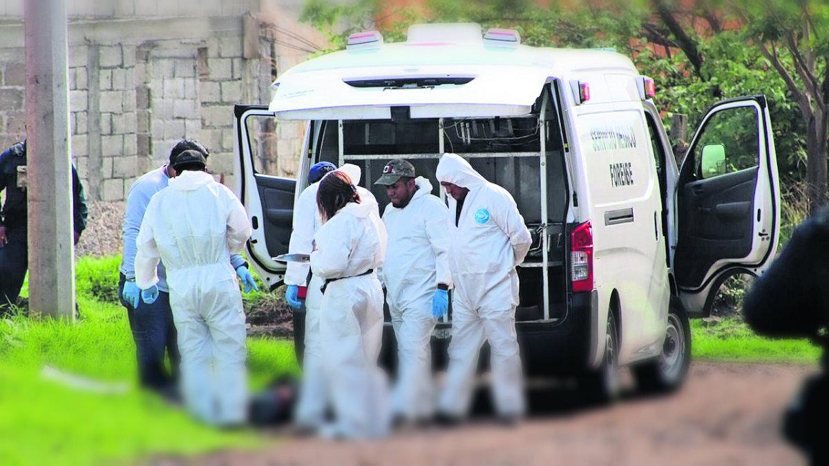 hallan cadáver decapitado cuerpo bolsas plástico Cuernavaca Morelos