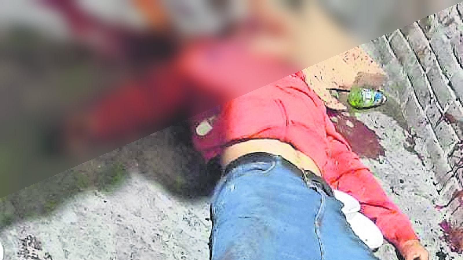 Hombre ejecutado Tiro a la cabeza CDMX GAM