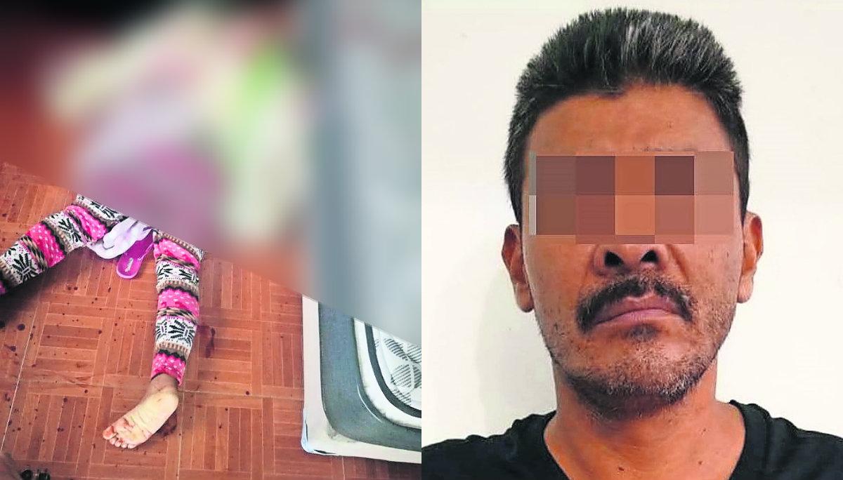 Asesinato de mujer Capturan a homicida Presunto asesino Morelos
