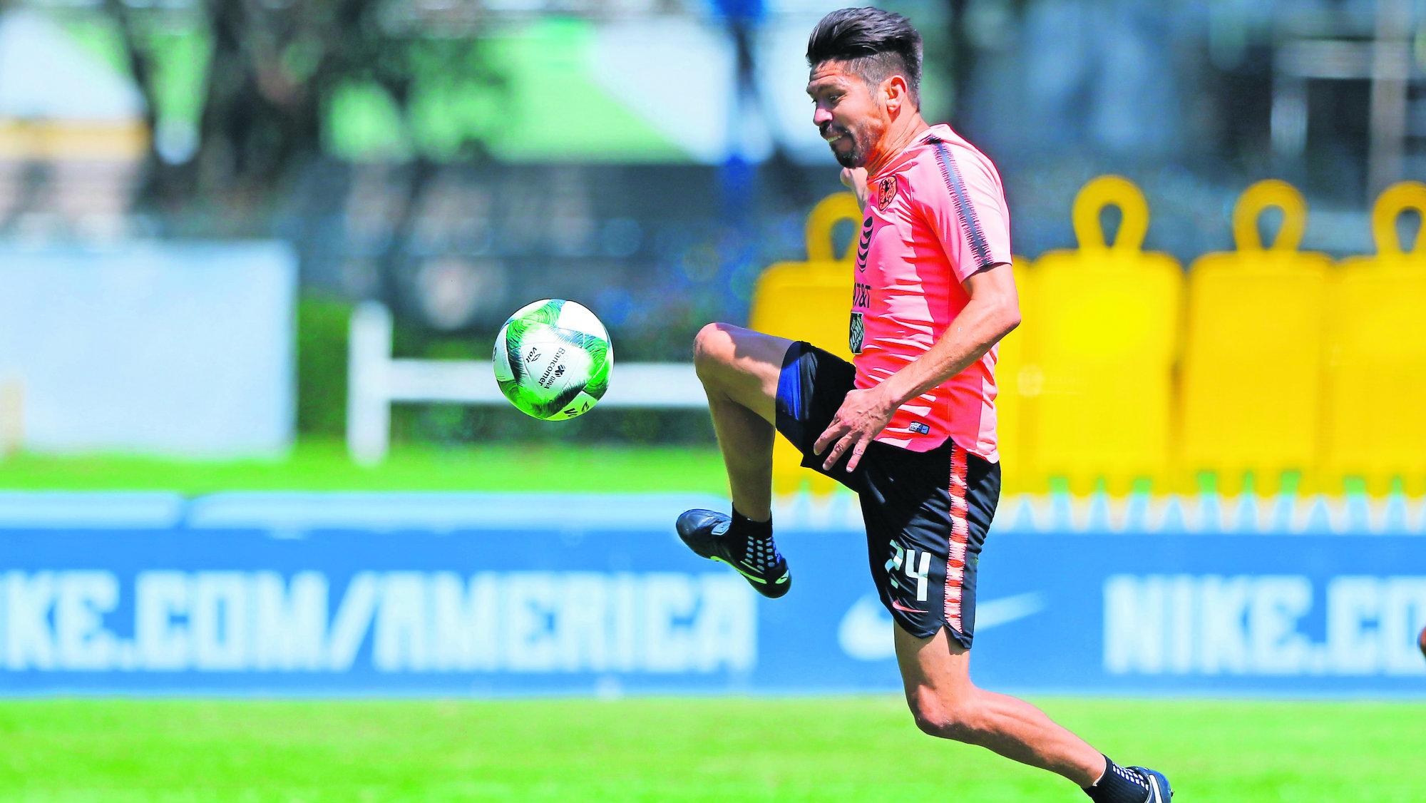 Oribe Peralta Tomás Boy Llegada a Chivas Examericanista