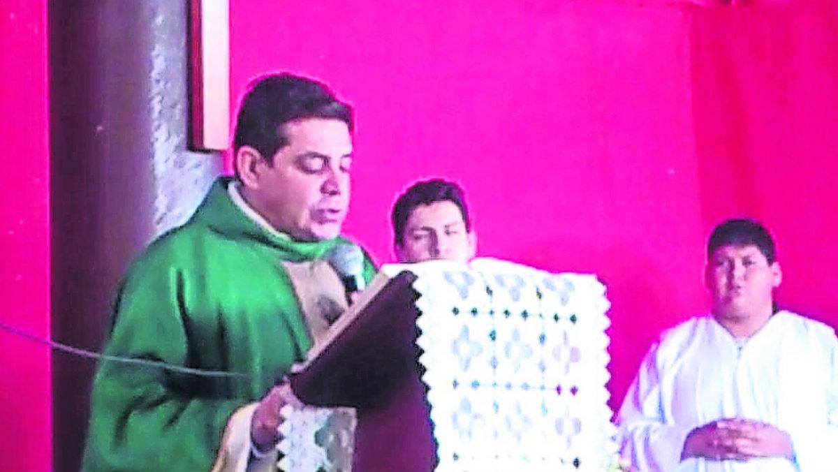 CDMX Detienen padre Francisco Javier