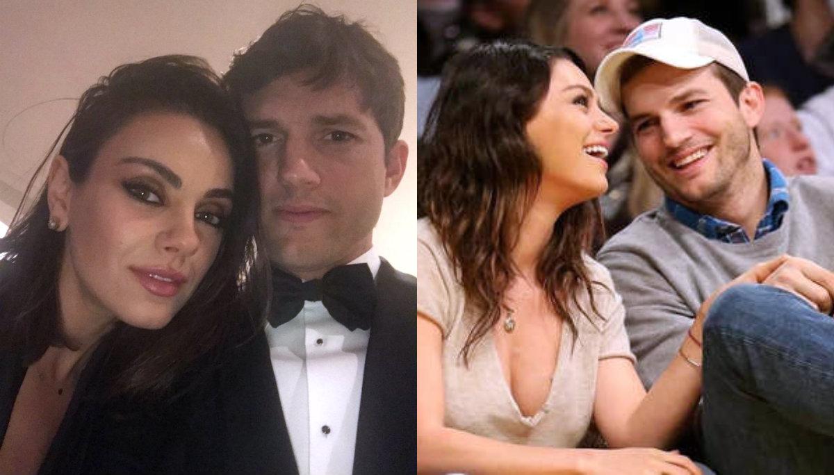 Ashton Kutcher y Mila Kunis ponen fin a rumores y hablan sobre su separación