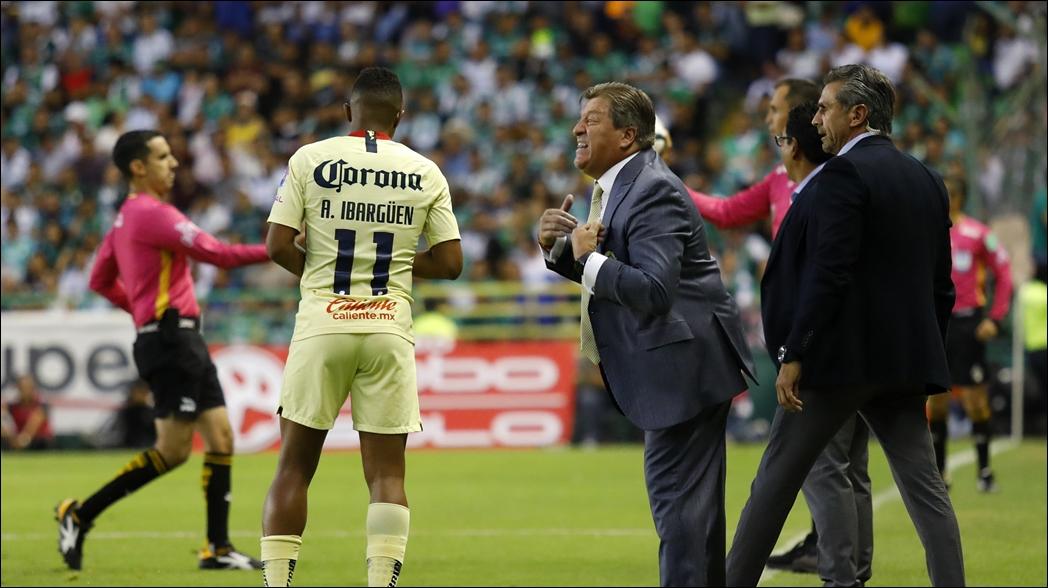 América, el equipo afectado por el calendario de la Liga MX