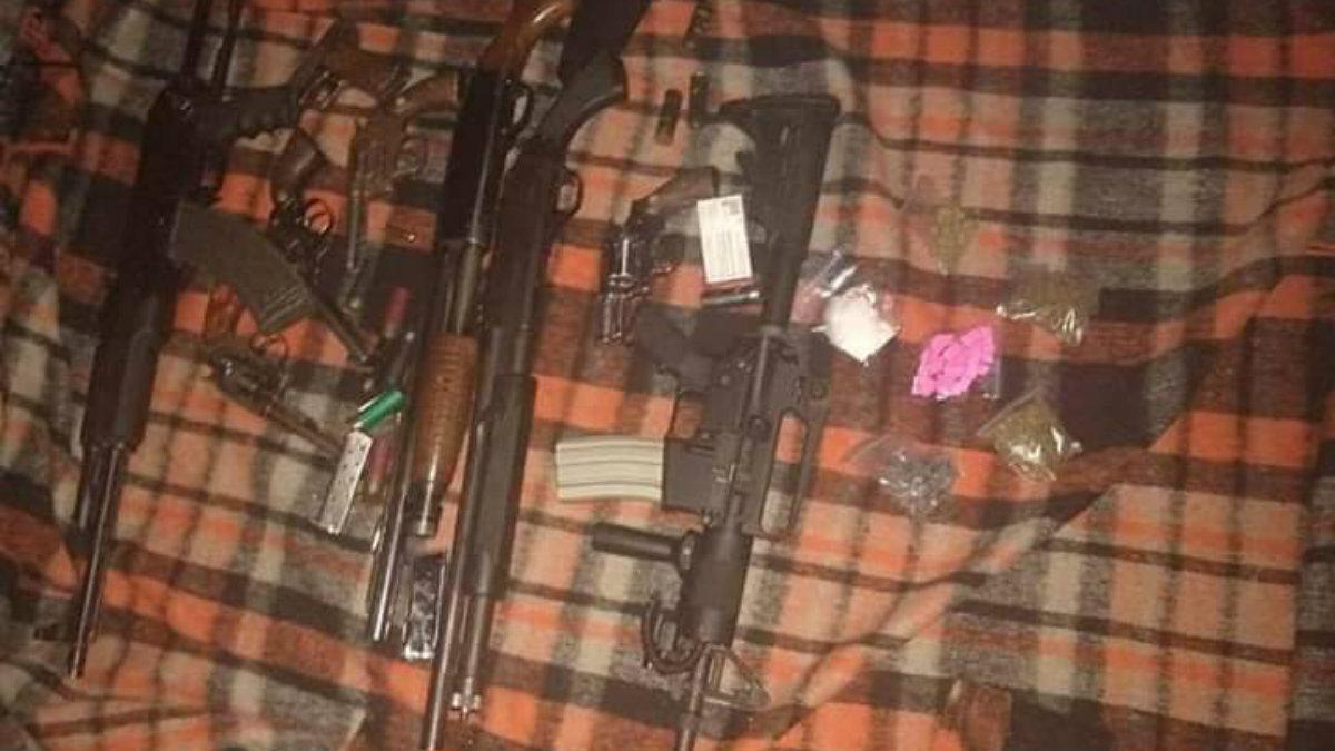 Detienen a nueve personas por narcomenudeo en Milpa Alta tres son menores de edad