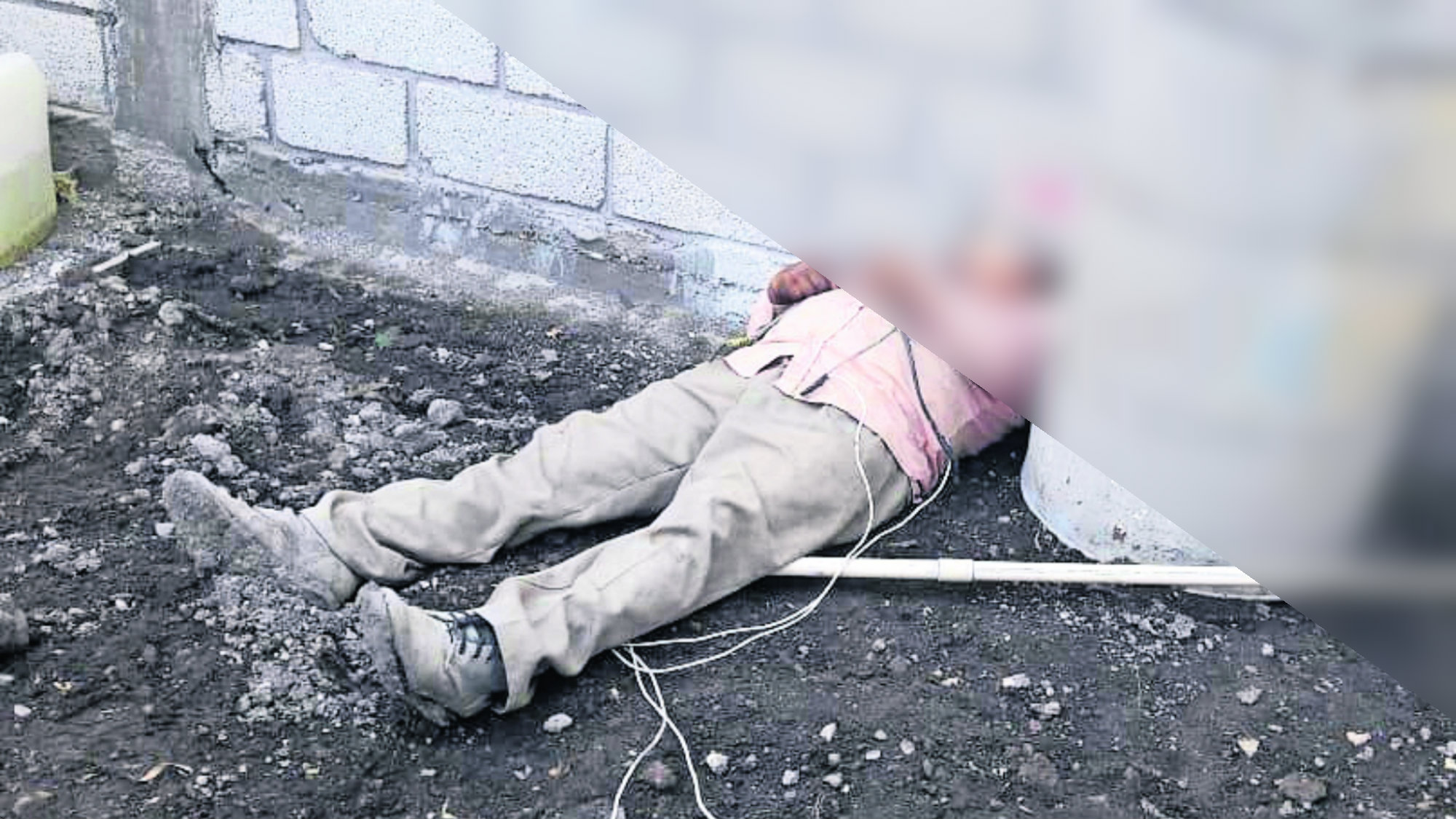 Muere albañil electrocutado Morelos