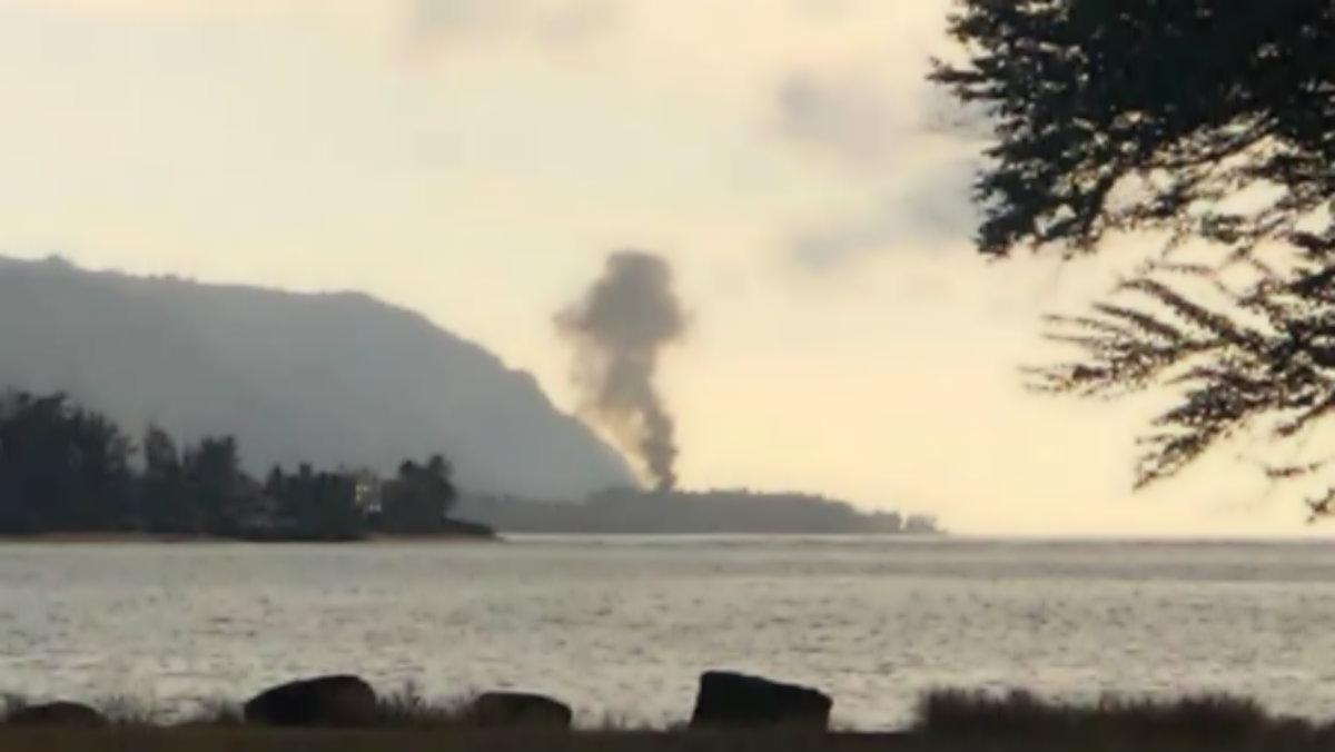Avión sufre estrellazo mortal durante vuelo de paracaidismo en Hawái