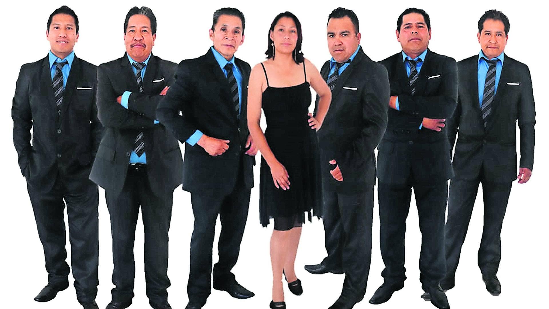 Grupo Zahari Joel Velázquez cumbia