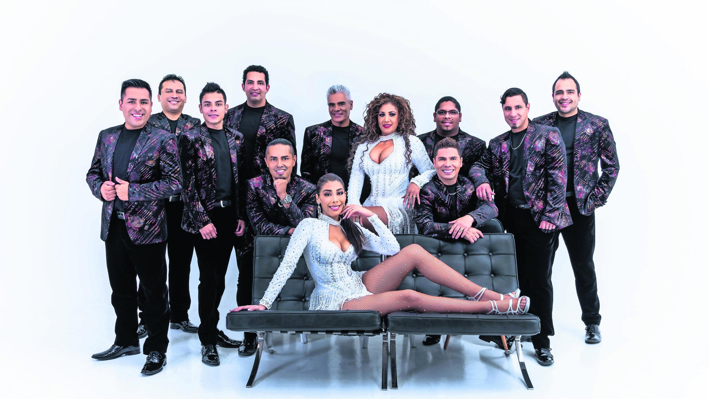 Sonora Dinamita llega Teatro Metropólitan