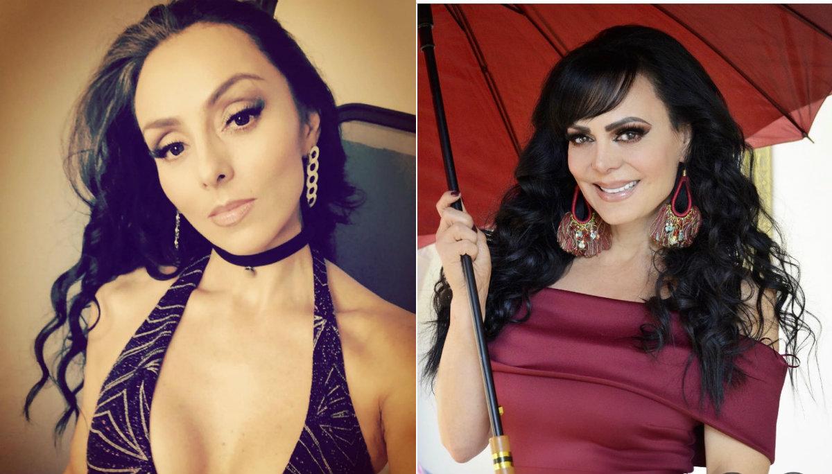 Ivonne Montero reta Marivel Guardia Instagram