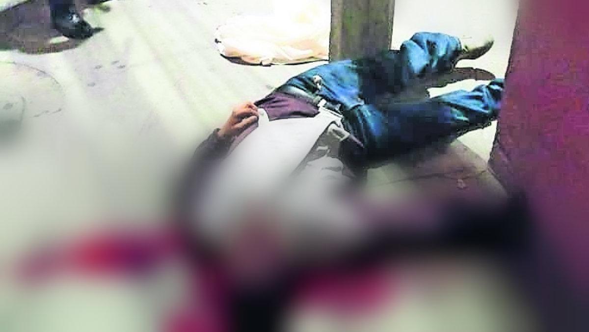 Taxista 44 años ejecutado balazos