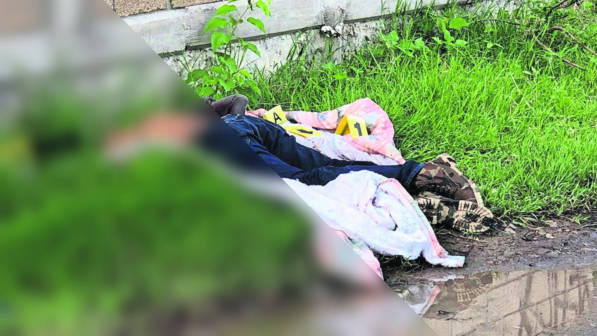 Abandonan cadáver encobijado Molido a golpes Morelos