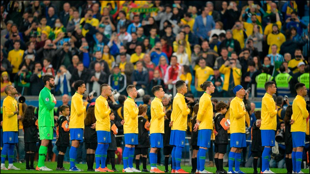 Multan a Brasil por gritos homofóbicos en la Copa América