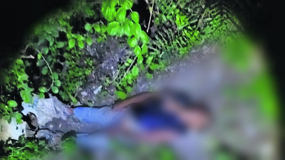 Hombre asesinado rocazos Xochitepec