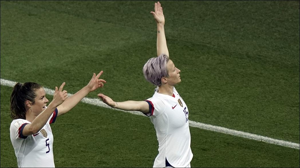 Jugadora de Estados Unidos afirma que no se puede ganar sin gays