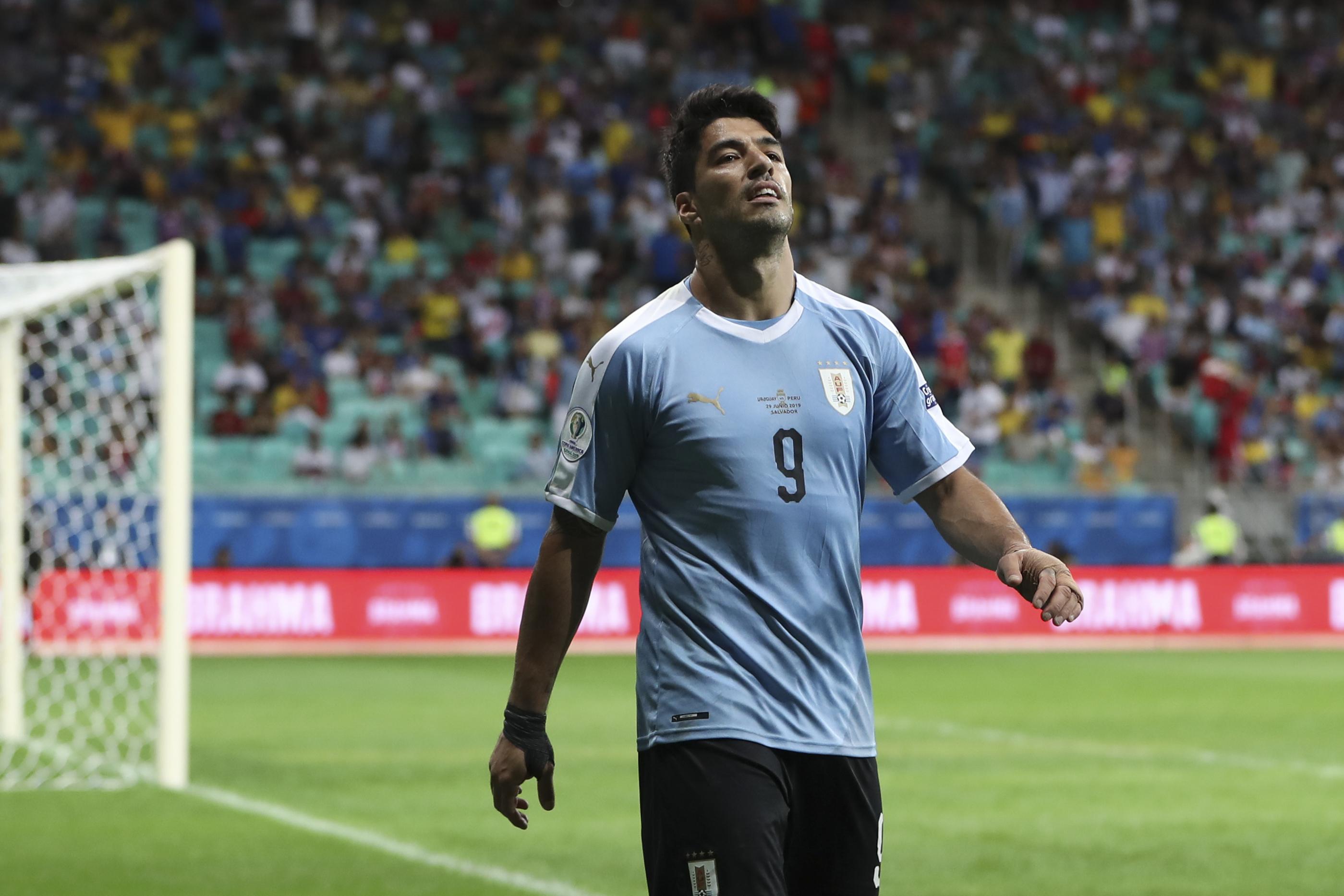 Perú eliminó a Uruguay en la Copa América