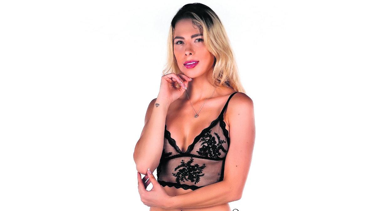 katherin ramirrez senual modelo psicóloga sexy