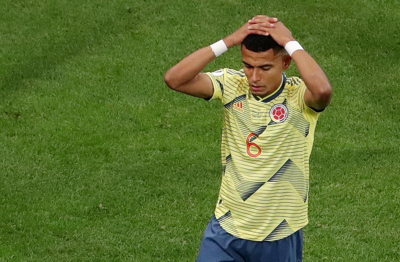 Tesillo es amenazado por fallar penalti con Colombia en la Copa América