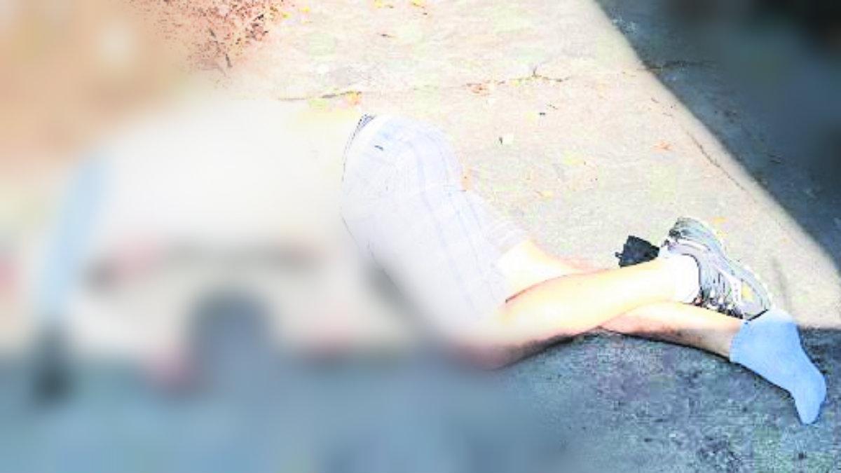 vecinos hallan cadáver vía pública muerto golpes cuernavaca