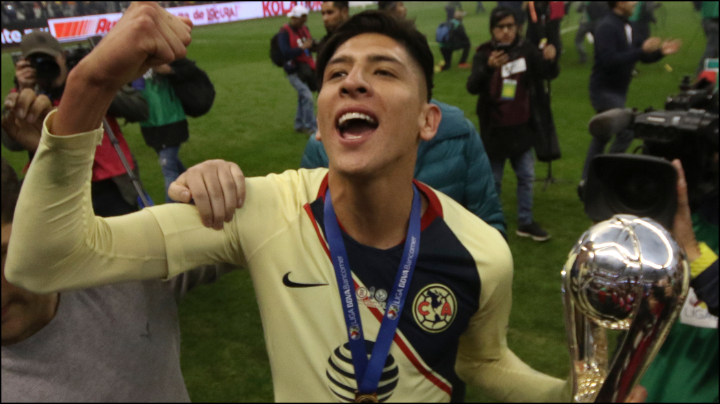 ¿El futuro de Edson Álvarez es en Europa?