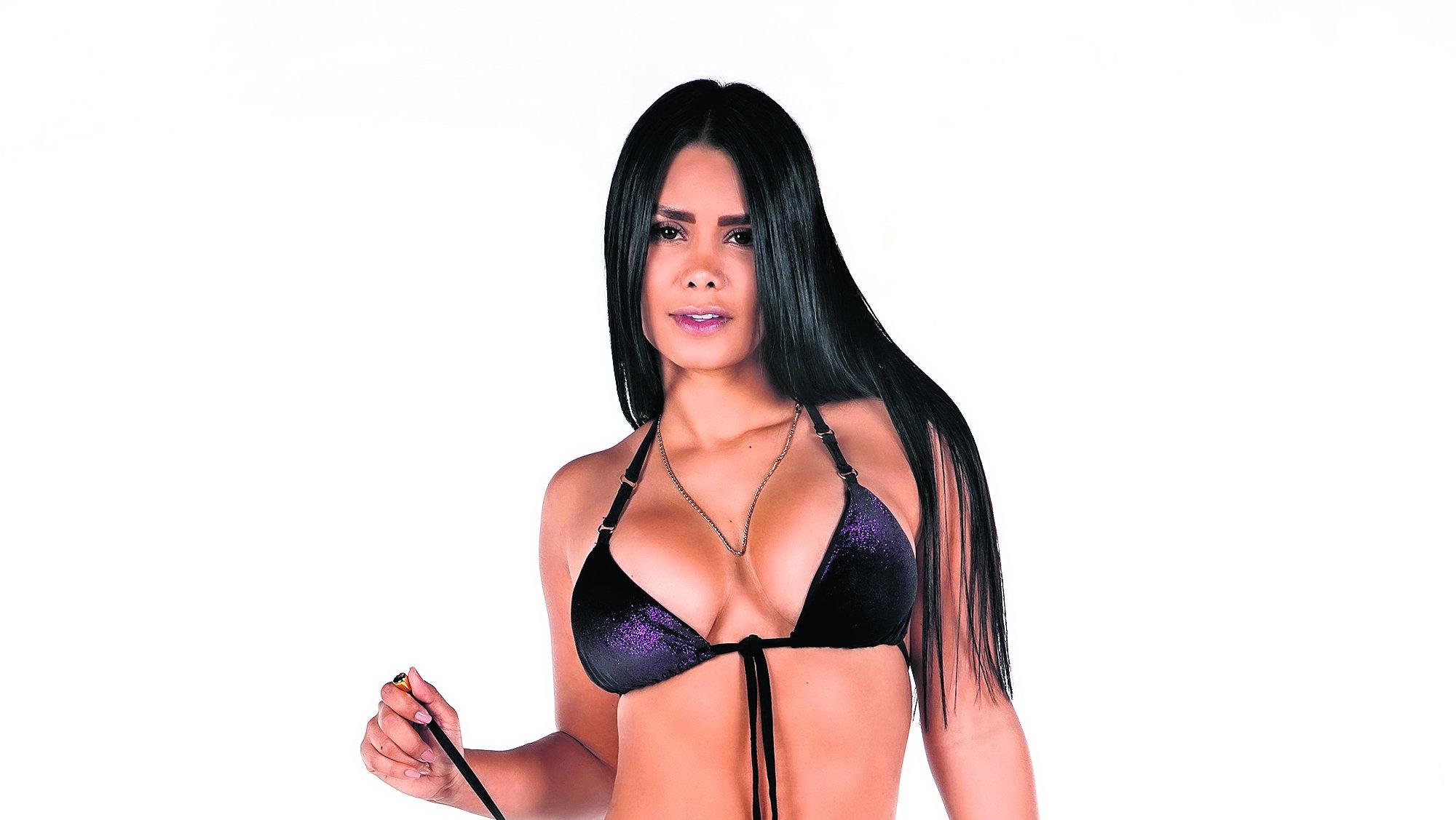 Leidy Gutiérrez desea tener figura