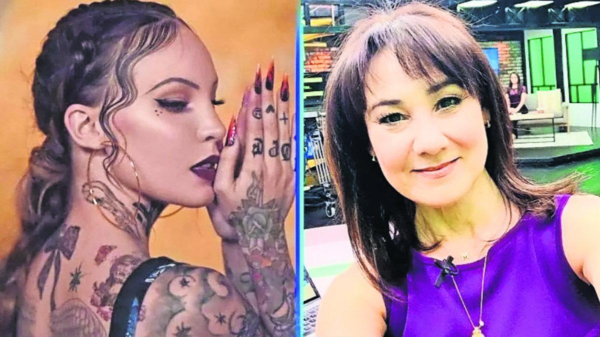 Monica Garza defiende Belinda Respondió