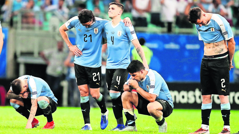 Perú elimina Uruguay penales