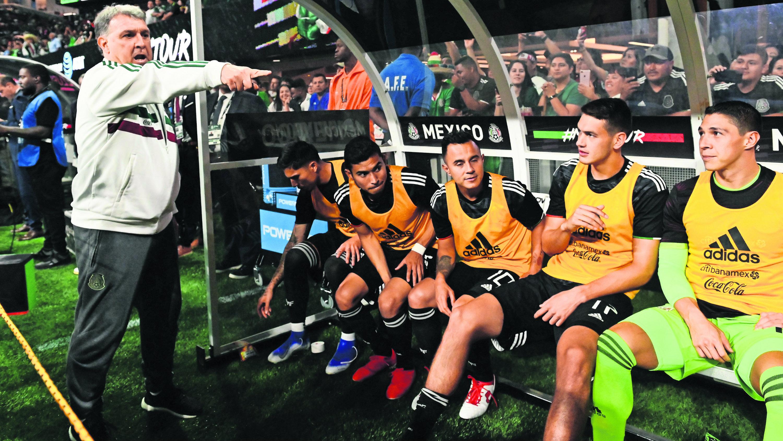 Selección Mexicana enfrentará Haití semifinales